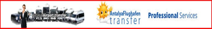 Antalya Airport to-from airport transfers Hacıbey Apart Hotel
