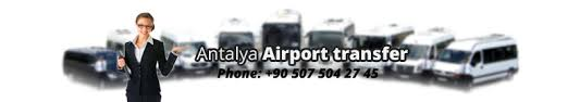 Antalya Airport to-from airport transfers